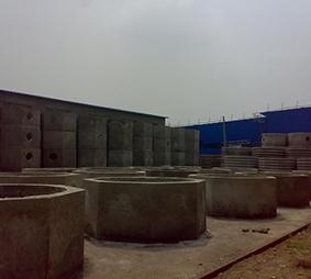 内蒙古整体水泥化粪池